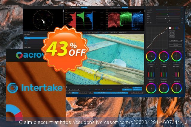 Intertake discount 43% OFF, 2020 Back to School event offering sales