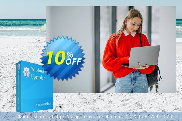 Windows To Go Upgrader Professional + Lifetime Free Upgrades discount 10% OFF, 2020 Halloween offering sales