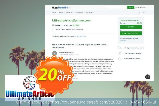 Ultimate Article Spinner discount 20% OFF, 2020 Halloween offering sales