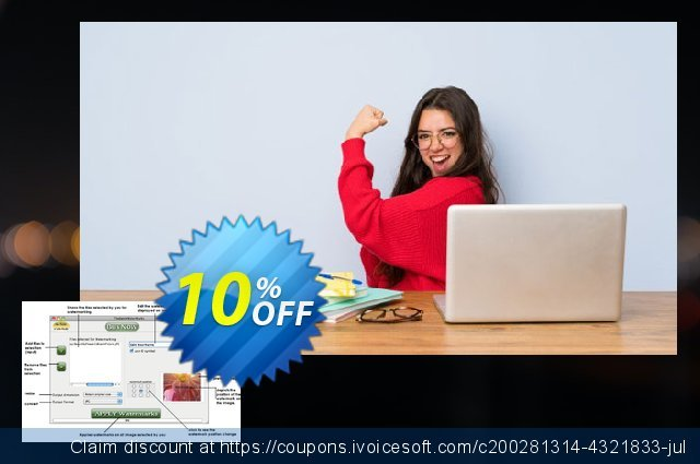 TheBatchWatermarks - Personal License discount 10% OFF, 2020 Thanksgiving Day offering discount