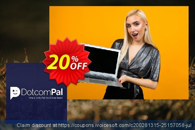 DotcomPal Sprout Bandwidth 100Gb/m Plan discount 20% OFF, 2020 Black Friday offering sales
