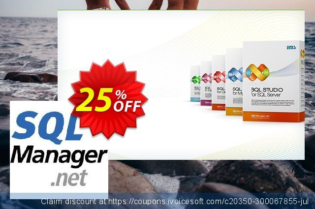 EMS SQL Manager for MySQL (Business) + 2 Year Maintenance discount 20% OFF, 2021 Immigrants Day promo sales. Coupon code EMS SQL Manager for MySQL (Business) + 2 Year Maintenance