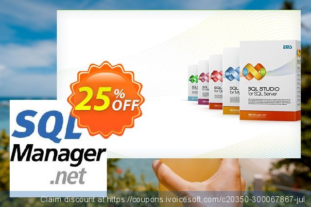 EMS Data Import for MySQL (Business) + 2 Year Maintenance discount 20% OFF, 2020 Back to School event promotions