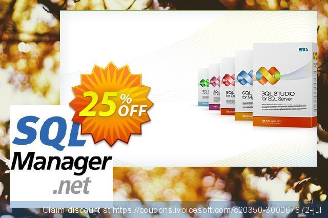 EMS Data Pump for MySQL (Business) + 1 Year Maintenance discount 20% OFF, 2020 Back to School coupons offering discount