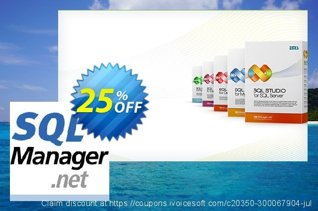 EMS SQL Query for MySQL (Business) + 3 Year Maintenance discount 20% OFF, 2020 College Student deals discounts