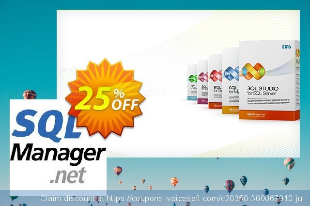 EMS SQL Manager for PostgreSQL (Business) + 3 Year Maintenance discount 20% OFF, 2020 Halloween offering sales