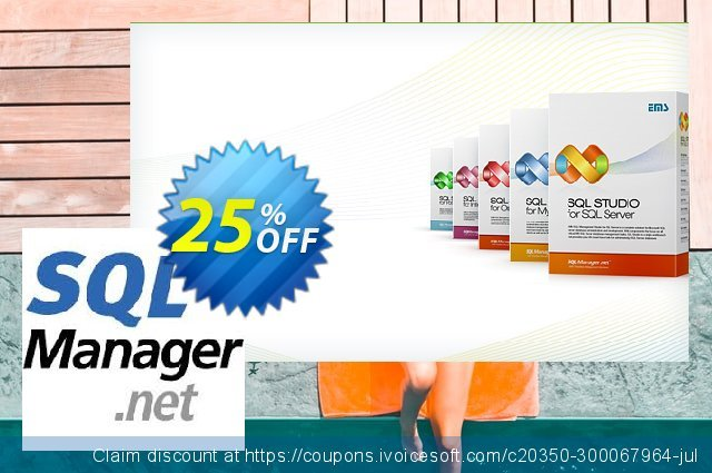 EMS SQL Manager for SQL Server (Business) + 3 Year Maintenance discount 20% OFF, 2020 Halloween offer