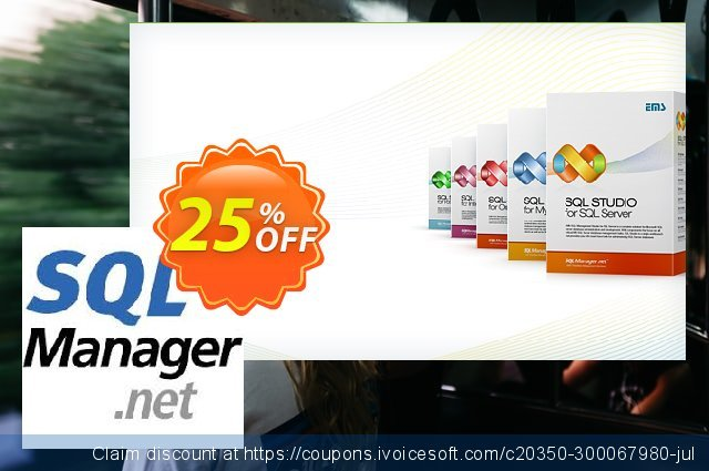 EMS Data Pump for SQL Server (Business) + 1 Year Maintenance discount 20% OFF, 2020 Halloween promotions