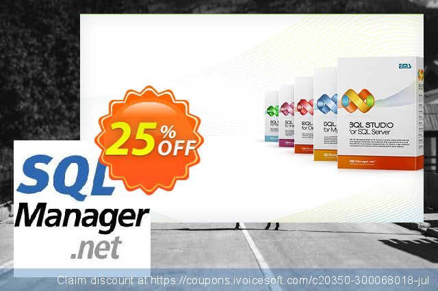 EMS SQL Manager for InterBase/Firebird (Business) + 3 Year Maintenance discount 20% OFF, 2020 Thanksgiving Day sales