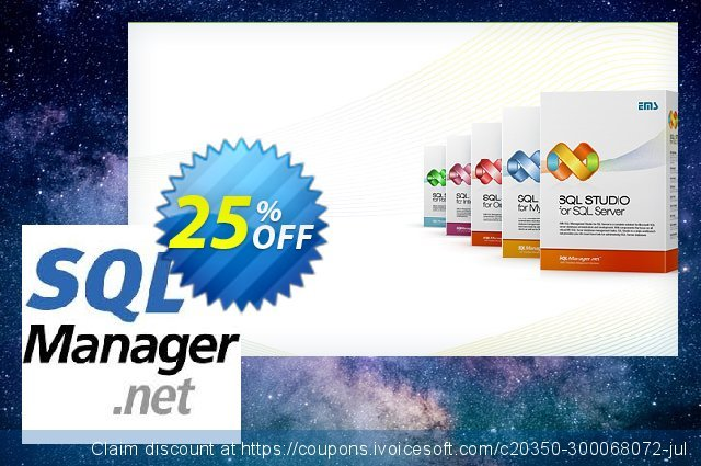 EMS Data Export for DB2 (Business) + 3 Year Maintenance discount 20% OFF, 2020 College Student deals offering sales