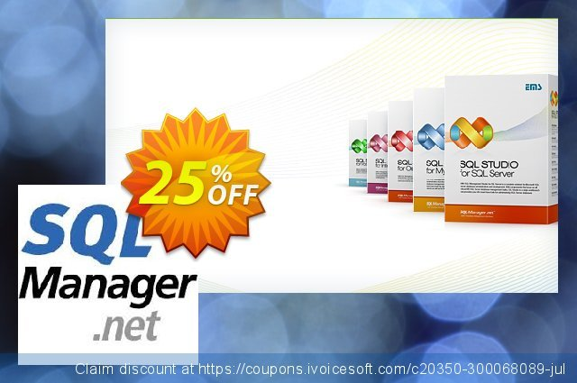 EMS SQL Query for DB2 (Business) + 2 Year Maintenance discount 20% OFF, 2020 University Student deals offering sales