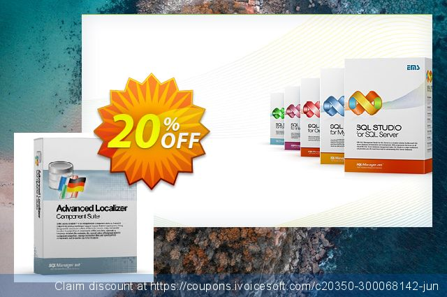 EMS Advanced Localizer Component Suite for Delphi (with sources) + 1 Year Maintenance  최고의   촉진  스크린 샷