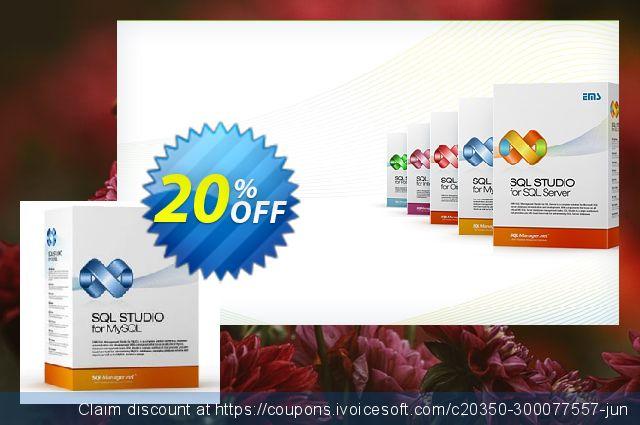 EMS SQL Management Studio for MySQL (Business) + 1 Year Maintenance 神奇的 产品交易 软件截图