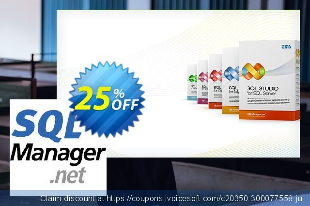 EMS SQL Management Studio for MySQL (Business) + 2 Year Maintenance discount 20% OFF, 2020 Halloween deals