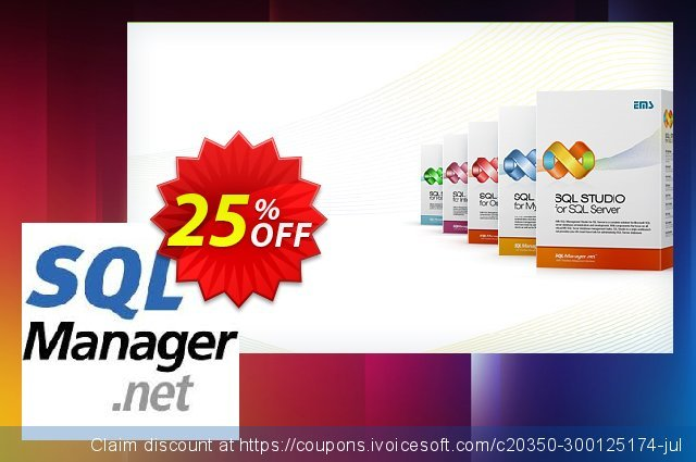 EMS SQL Manager for Oracle (Business) + 2 Year Maintenance discount 20% OFF, 2020 Back to School promotion offer