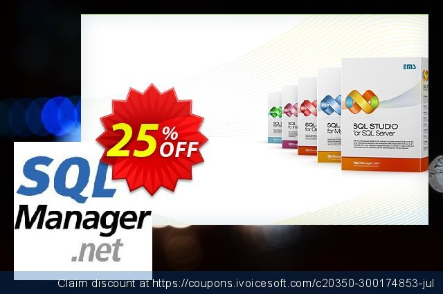 EMS SQL Manager for DB2 (Business) + 3 Year Maintenance discount 20% OFF, 2020 University Student deals offering sales