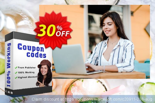 4Videosoft PDF to Word Converter discount 30% OFF, 2021 Happy New Year promo