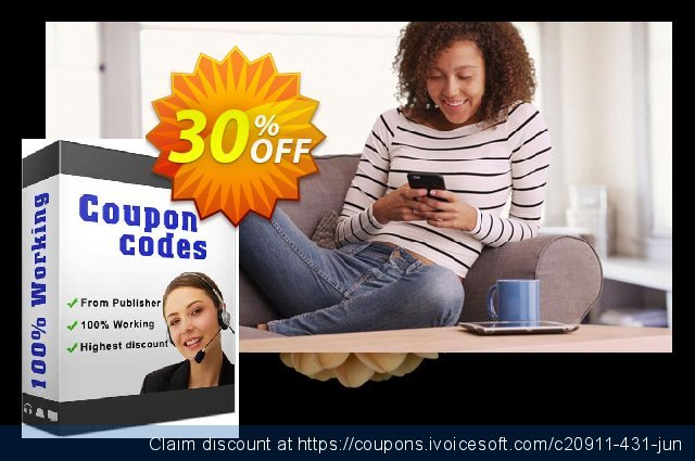 4Videosoft iOS Data Recovery for Mac + 6 Devices discount 30% OFF, 2021 Mother's Day offering sales. 4Videosoft coupon (20911)