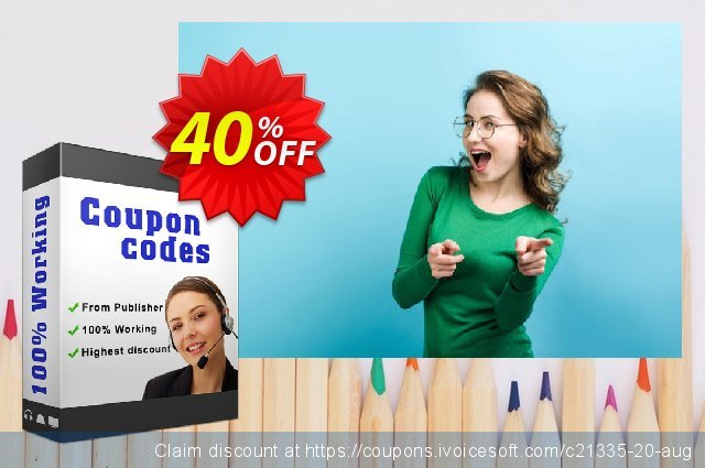 iMacsoft VOB to FLV Converter for Mac discount 40% OFF, 2020 University Student offer discounts