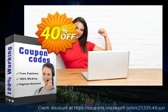 iMacsoft FLV Converter discount 40% OFF, 2020 College Student deals offering discount