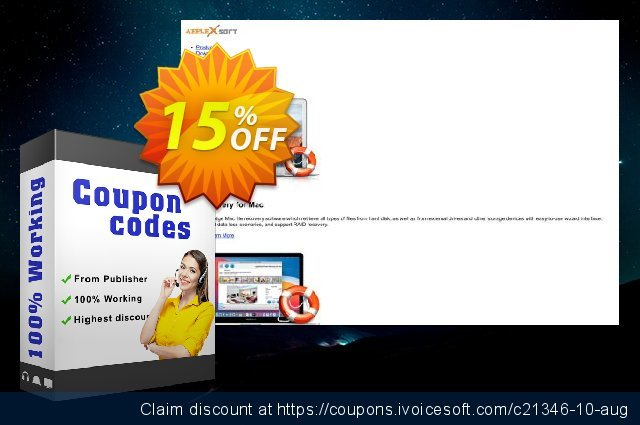 AppleXsoft File Eraser discount 15% OFF, 2021 Podcast Day offering sales. ALL PRODUCT  15%OFF