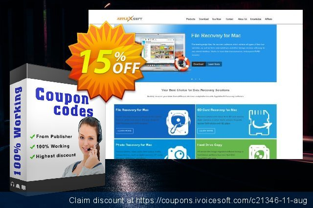 AppleXsoft Hard Drive Copy discount 15% OFF, 2020 Fourth of July offering discount