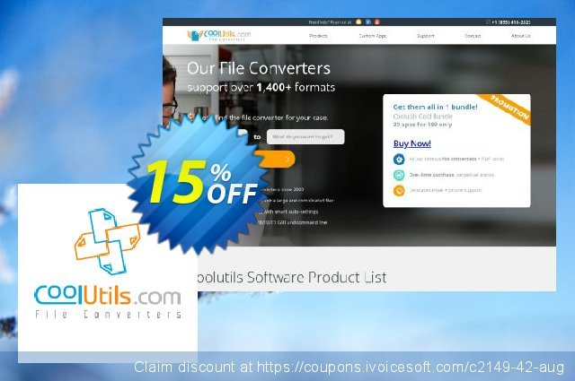 Coolutils Photo Printer discount 15% OFF, 2020 4th of July sales