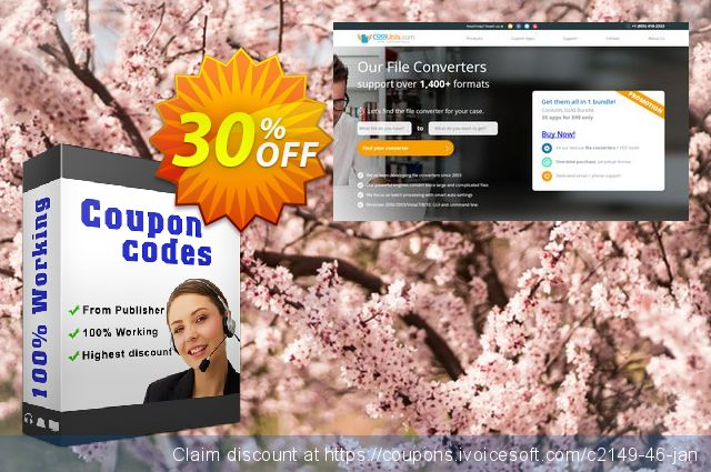 Joyce Image Converter 特殊 销售折让 软件截图