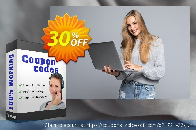 Bigasoft VOB to iPod Converter for Windows discount 30% OFF, 2020 College Student deals offering sales