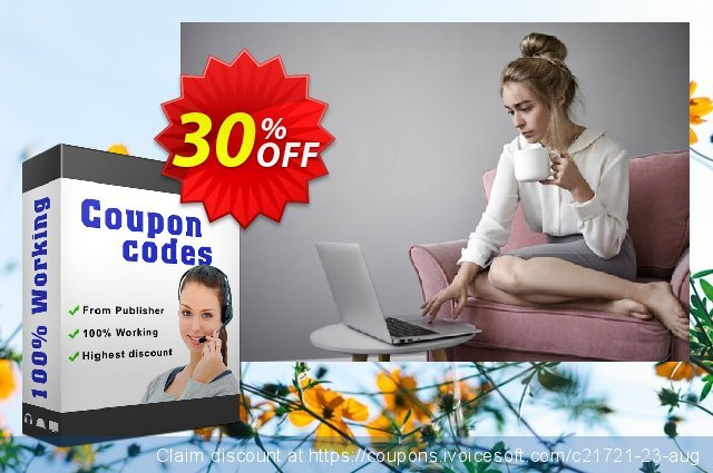 Bigasoft VOB to iPod Converter for Windows discount 30% OFF, 2019 Thanksgiving Day offering sales
