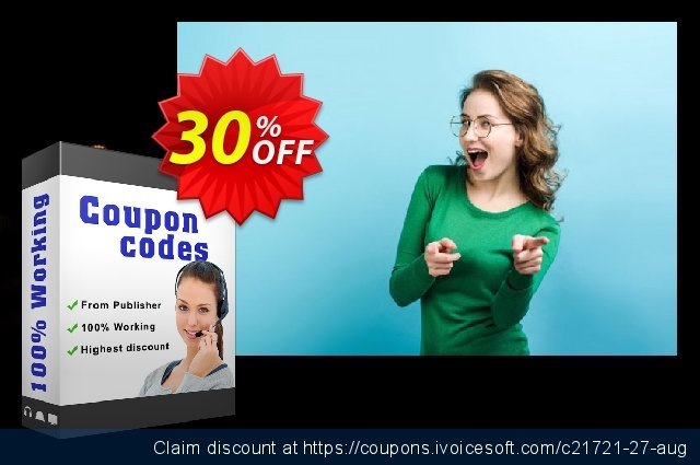 Bigasoft VOB to MP4 Converter for Windows discount 30% OFF, 2019 Black Friday promotions