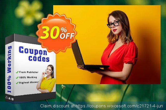 Bigasoft iPod Video Converter discount 30% OFF, 2020 Working Day offering sales
