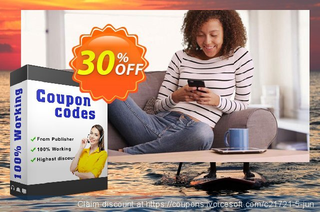 Bigasoft iPhone Video Converter discount 30% OFF, 2020 Back to School Promos offering sales
