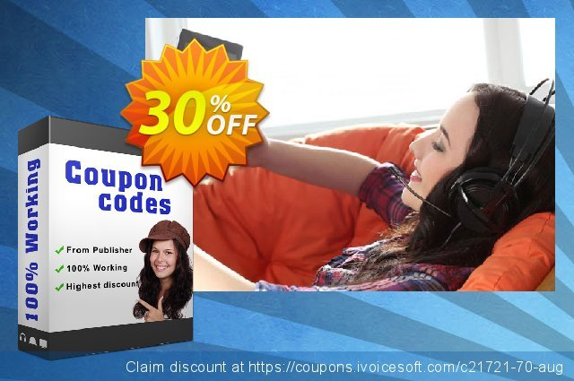 Bigasoft ASF Converter for Mac discount 30% OFF, 2019 Thanksgiving offering discount