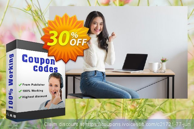 Bigasoft MOV Converter for Mac discount 30% OFF, 2020 4th of July promo sales