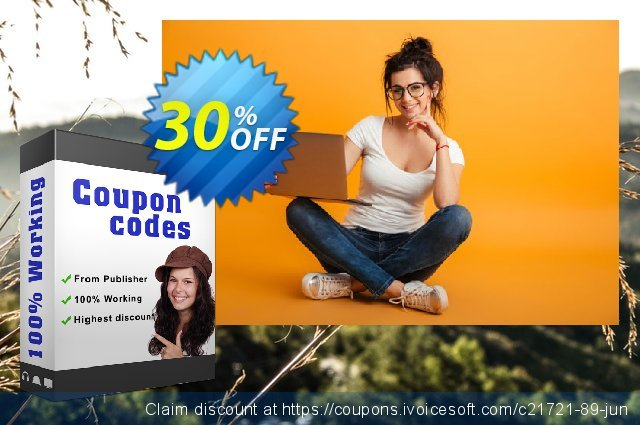 Bigasoft VOB to MP4 Converter discount 30% OFF, 2019 End year offering sales
