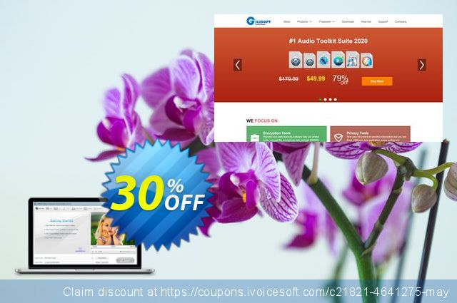 GiliSoft Video Converter - 3 PC / Lifetime discount 30% OFF, 2019 Black Friday offering discount
