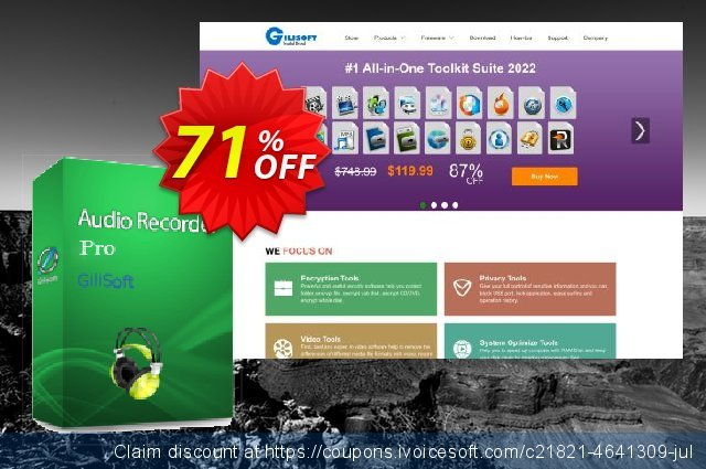 Audio Recorder Pro - Lifetime/3 PC discount 71% OFF, 2019 Thanksgiving sales