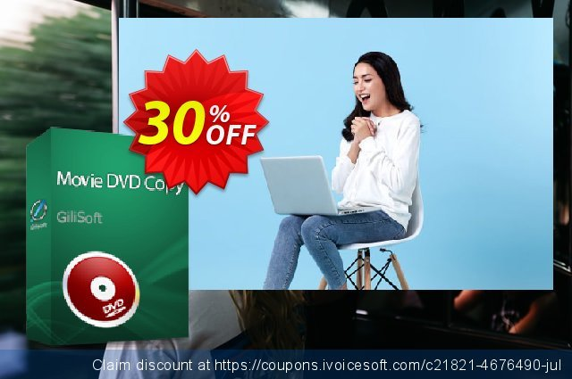 GiliSoft Movie DVD Copy discount 30% OFF, 2019 Thanksgiving offering sales