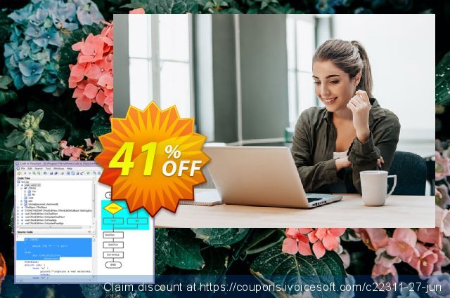 AthTek Code to FlowChart Converter discount 41% OFF, 2019 Halloween discount