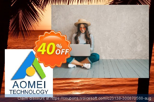 AOMEI Centralized Backupper Professional discount 30% OFF, 2020 College Student deals offering sales