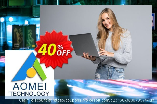 AOMEI Centralized Backupper Ultimate (Unlimited PCs & Servers) discount 30% OFF, 2019 Christmas offer