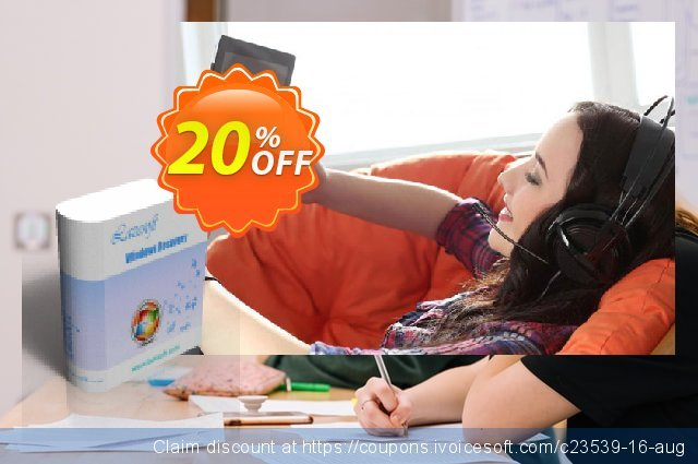 Lazesoft Windows Recovery Server discount 20% OFF, 2020 University Student offer offering sales