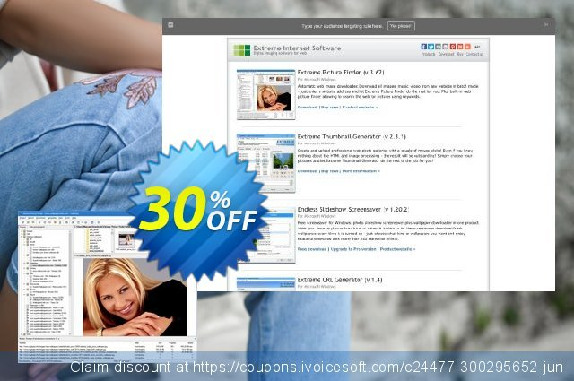 Extreme Picture Finder Lifetime discount 30% OFF, 2020 Summer offering sales
