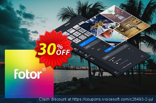 Fotor collage maker discount 30% OFF, 2019 Thanksgiving offering sales