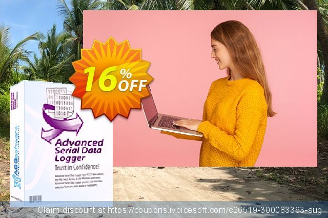 Aggsoft Advanced TCP/IP Data Logger Professional 令人吃惊的 产品销售 软件截图