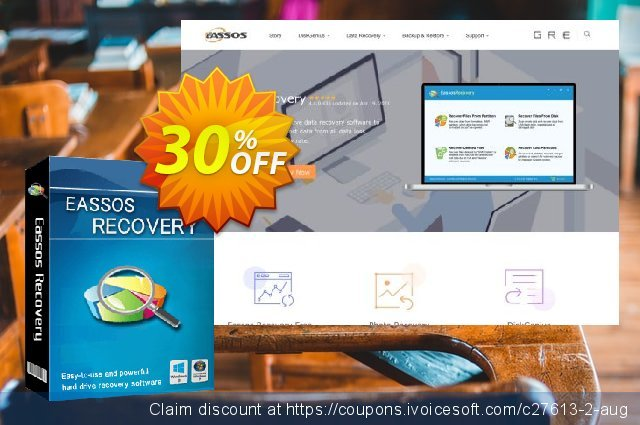 Eassos Recovery discount 30% OFF, 2019 Exclusive Teacher discount offering sales