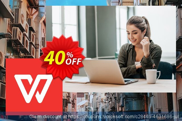 WPS Office Premium 1-year discount 40% OFF, 2019 Thanksgiving Day promotions