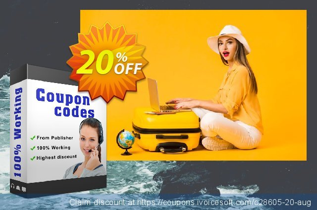 Directy CMF discount 20% OFF, 2020 Halloween offer