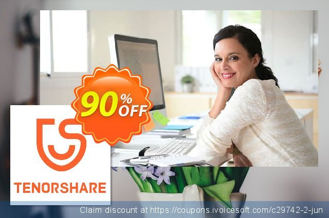 Tenorshare Video Converter for Windows discount 98% OFF, 2019 Thanksgiving offering sales
